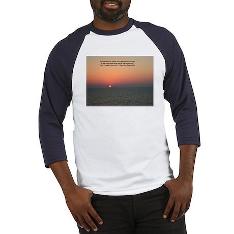 Caribbean Sunset Baseball Jersey