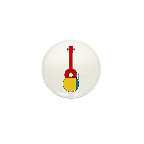 Acoustic Mini Button