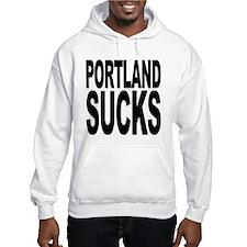 Portland Sucks Hoodie