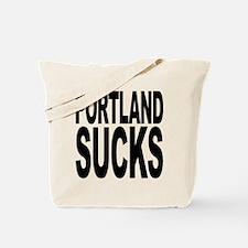 Portland Sucks Tote Bag