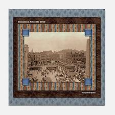 Tile Coaster: Historic Downtown Asheville