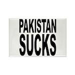 Pakistan Sucks Rectangle Magnet