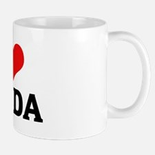 Amo (i love) Alameda Mug