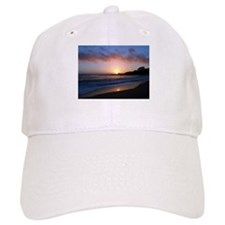 Carmel Beach Sunset Baseball Cap