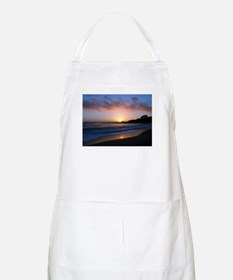 Carmel Beach Sunset BBQ Apron