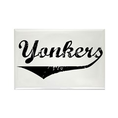Yonkers Rectangle Magnet
