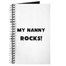 MY Nanny ROCKS! Journal
