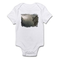 Old Man of the Mountain Infant Bodysuit