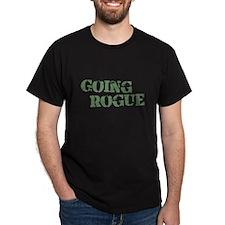 Military Going Rogue T-Shirt