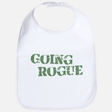 Military Going Rogue Bib