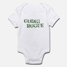 Military Going Rogue Infant Bodysuit