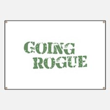 Military Going Rogue Banner
