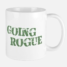Military Going Rogue Mug