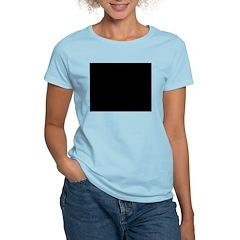 Compassionate Corruption Women's Pink T-Shirt