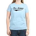 Des Moines Women's Light T-Shirt