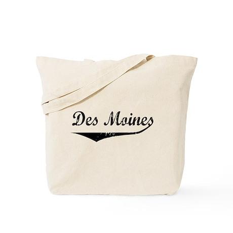 Des Moines Tote Bag
