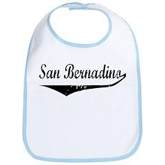 San Bernadino Bib