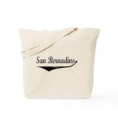 San Bernadino Tote Bag