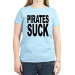 Pirates Suck Women's Light T-Shirt
