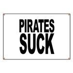 Pirates Suck Banner