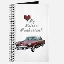 Helaine's 53 Kaiser Manhattan Journal