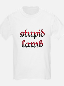 Stupid Lamb Twilight T-Shirt