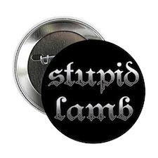 "Stupid Lamb Twilight 2.25"" Button"