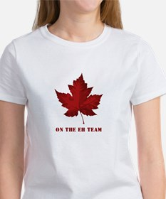On the EH Team! Oh Canada! Tee