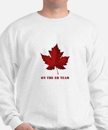 On the EH Team! Oh Canada! Jumper