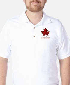 On the EH Team! Oh Canada! T-Shirt