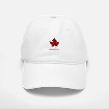 On the EH Team! Oh Canada! Baseball Baseball Cap