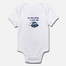 Police Officer's Kids Infant Bodysuit