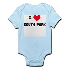 South Park Love Infant Creeper