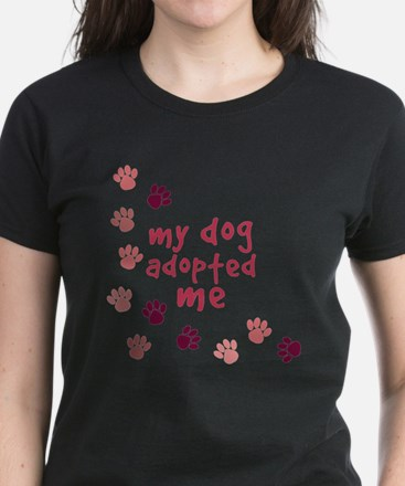My Dog Adopted Me Tee
