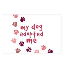 My Dog Adopted Me Postcards (Package of 8)