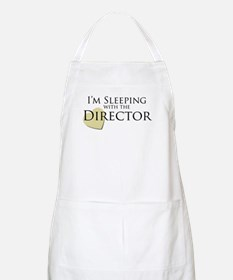 Sleeping With the Director BBQ Apron