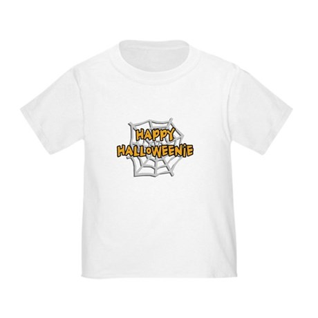 Happy Halloweenie Toddler T-Shirt