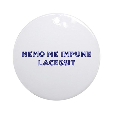 nemo me impune lacessit essay Contextual translation of nemo me impune lacessit into english human translations with examples: mymemory, world's largest translation memory.