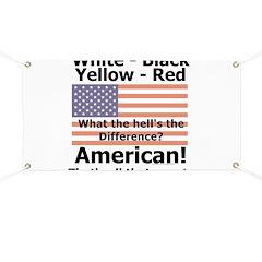 Proud American Banner