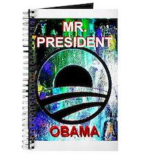 Cute Mr president Journal