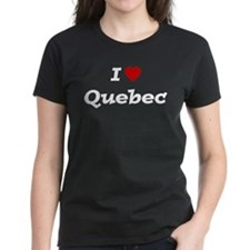I HEART QUEBEC Tee