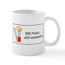 Funny Ms paint Mug