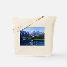 Moraine Majesty Tote Bag