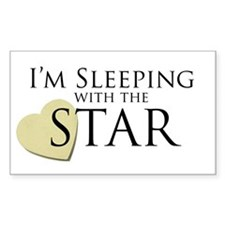 Sleeping with the Star Rectangle Decal