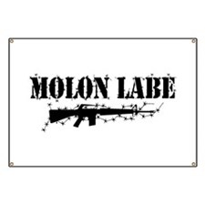 Molon Labe Banner