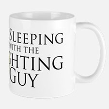 Sleeping with the Lighting Guy Mug