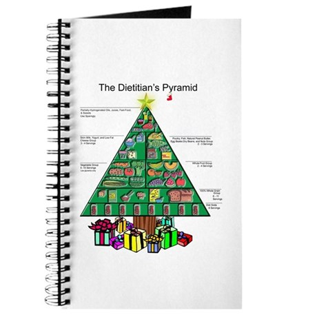 Dietitian Christmas Journal