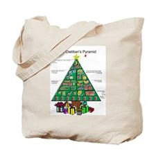 Dietitian Christmas Tote Bag