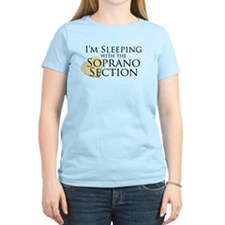 Sleeping with the Soprano T-Shirt