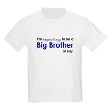"""""""Expecting"""" Big Brother July T-Shirt"""